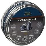 H&N Rabbit Magnum II Airgun Pellets .22 / 25.62 Grains (200 Count)