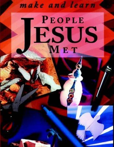Download People Jesus Met (Make & Learn) by Elrose Hunter (2001-04-01) ebook