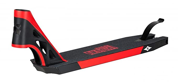 Sacrifice - Akashi 120 - Tabla para patinete - Rojo / negro ...