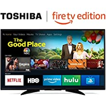 Toshiba 50LF621U19 50-inch 4K Ultra HD Smart LED TV with HDR - Fire TV Edition