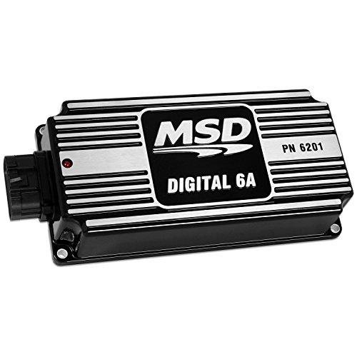 MSD 62013 Digital Ignition Control Module 6a Ignition Control