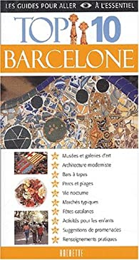 Book's Cover ofGuide Top 10 : Barcelone 2003