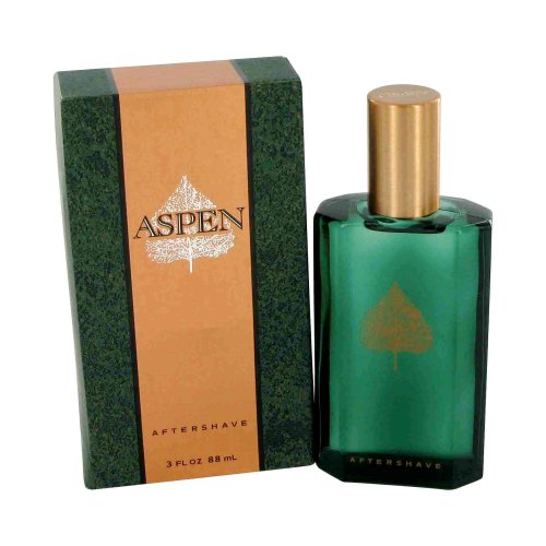 Aspen for Men By Coty After Shave, 3-Ounce