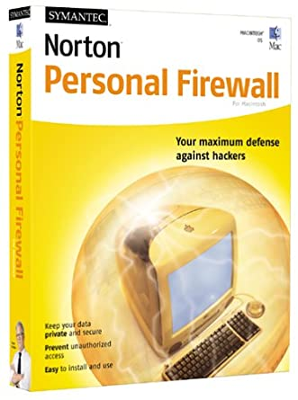 Norton PERSONAL FIREWALL [MAC OS 8 & 9]