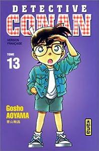 """Afficher """"Détective Conan. n° 13 Détective Conan"""""""