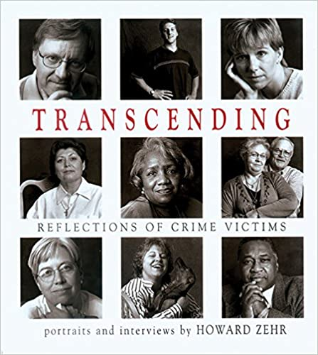 Book Transcending: Reflections of Crime Victims