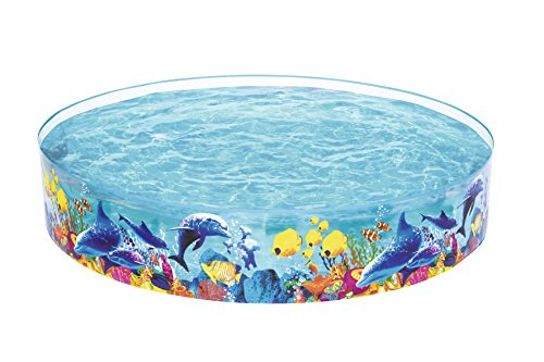 Bestway Fill-N-Fun Paddling Pool - 96 x 18 Inches