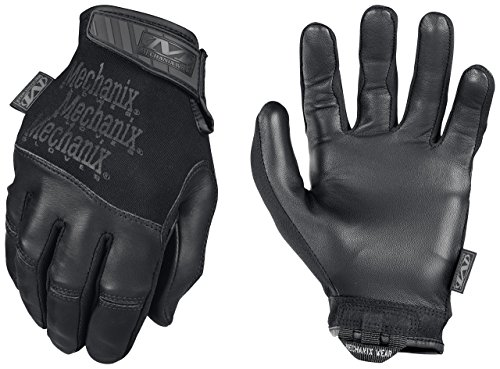 Mechanix Recon Black Gloves, - Gloves Cold Weather Shooting