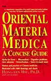 img - for Oriental Materia Medica: A Concise Guide book / textbook / text book