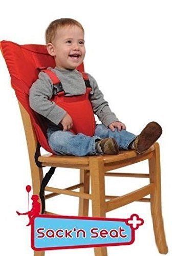 69d7be4497a3 ... detailed images 509e6 5d845 Portable Travel High Chair Booster Baby Seat  with Straps Washable Packable Sack ...