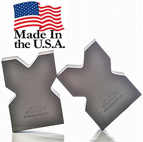 - Foamrest Rifle and Pistol Shooting Block Bench Rest (2 Pack)
