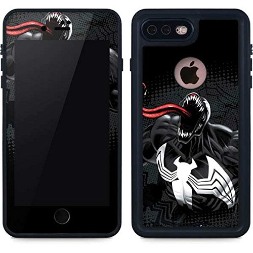 timeless design 0ad44 ac5d6 Amazon.com: Venom iPhone 8 Plus Case - Venom Roars | Marvel X Skinit ...