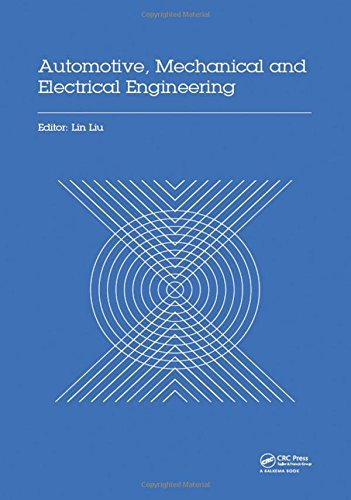 Automotive, Mechanical and Electrical Engineering: Proceedings of the 2016 International Conference on Automotive Engineering, Mechanical and ... 2016), Hong Kong, China, December 9-11, 2016-cover