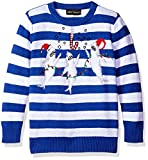 Product review for Alex Stevens Boys' Shark Party Sweater