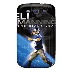 Lajonline LMX3073itpR Protective Case For Galaxy S3(new York Giants)