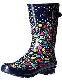 Girl S Rain Boots Amazon Com