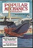 POPULAR MECHANICS Pontiac owner report Space Rockets Air Boat plans ++ 5 1955