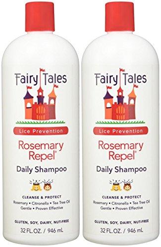 Fairy Tales Rosemary Repel Shampoo - 32 oz - 2 pk