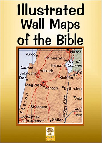 Illustrated Wall Maps of the