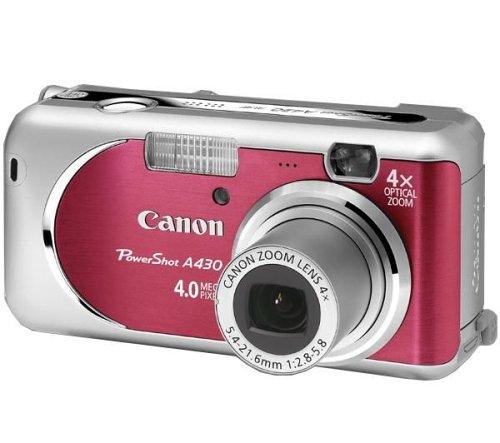 canon powershot a430 red digital camera amazon co uk camera photo rh amazon co uk Canon Cameras Canon PowerShot Digital Camera