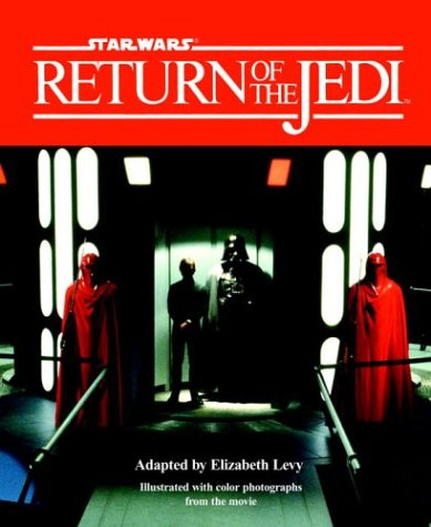 Return of the Jedi (Step-Up Movie Adventures)