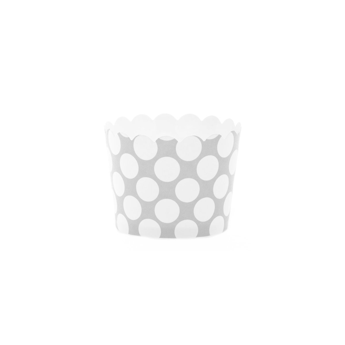 Simply Baked Small Paper Baking Cup, Birch Faux Wood, 550 Pack, Disposable & Oven-Safe