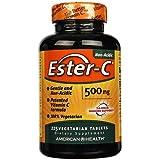 American Health Ester-C® -- 500 mg - 225 Vegetarian Tablets - 3PC