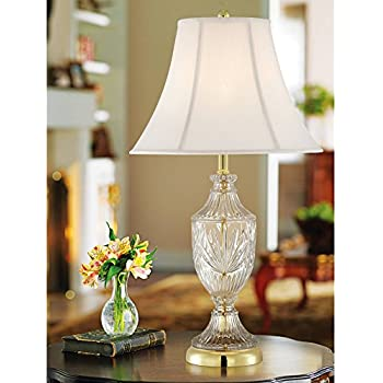 Waterford Crystal 26 Inch Killarney Table Lamp Amazon Com