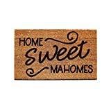 Home Sweet Mahomes Doormat - 18 x 30 Inches