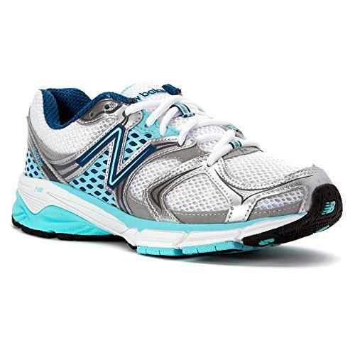 New Balance Women's W940 v2 Running Shoe, Size: 13 Width: 2E Color: Deep Water/Pistachio