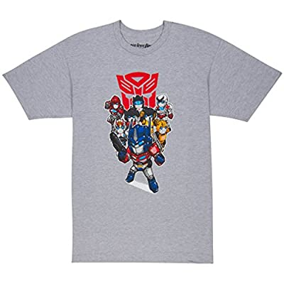 Mighty Fine Transformers Super Deformers T-Shirt