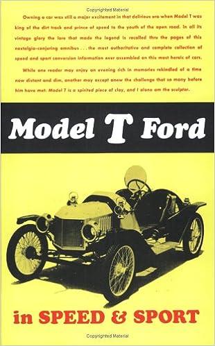 Model T Speed and Sport: Harry Pulfer: 9781595920140: Amazon.com: Books