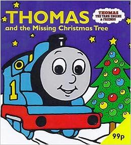 Thomas And The Missing Christmas Tree Mini Book Mini