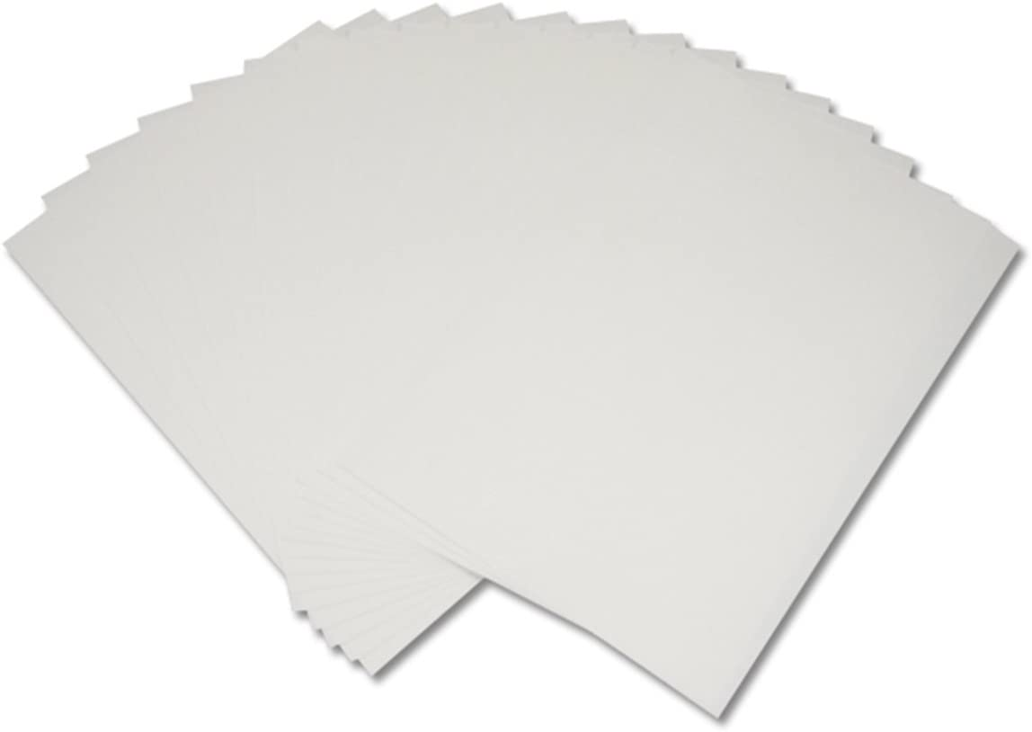 H88 20 Sheets Inkjet Light Water Transfer Paper A4 Cup Decal Craft DIY # 640244B