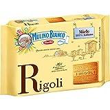 Mulino Bianco - Biscotti Frollini, con Miele Italiano - 5 pezzi da 800 g [4 kg]
