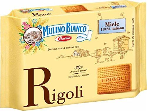 10 opinioni per Mulino Bianco- Biscotti Frollini, con Miele Italiano- 5 pezzi da 800 g [4 kg]