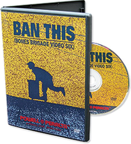 Powell-Peralta Ban This Skateboarding - Video Ban