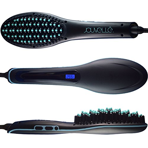 Jouvelle Hair Brush Straightener (Enter A Gift Card Or Promotional Code)