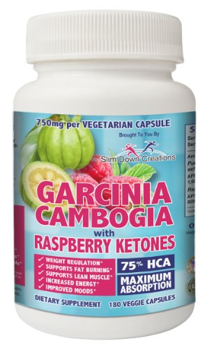 Garcinia Cambogia Extract RASPBERRY KETONES