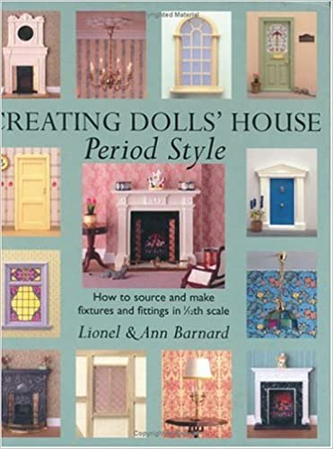 Creating Dolls\' House Period Style: How to Source and Make Fixtures ...