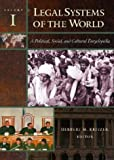 img - for Legal Systems of the World: A Political, Social, and Cultural Encyclopedia book / textbook / text book