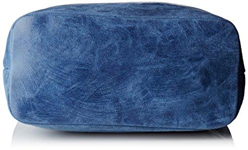Blu H Blu x W Jeans L Chicca x Mano Donna 34x29x14 80054 Borsa a cm Borse 8wq8vOHz6