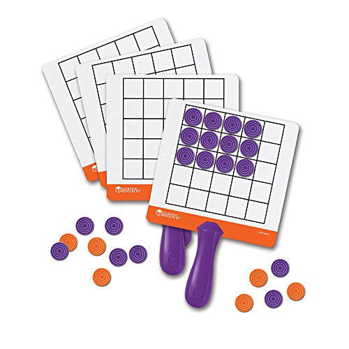 Magnetic Foam Resources Learning (Learning Resources Magnetic Array Answer Boards)