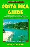Costa Rica Guide, Paul Glassman, 188332324X