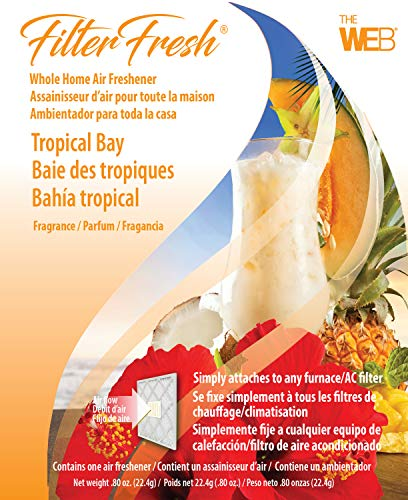 (WEB FilterFresh Whole Home Tropical Bay Air Freshener)