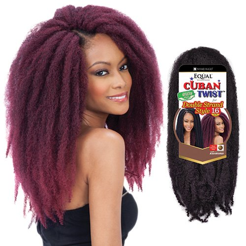 Amazoncom Freetress Equal Synthetic Hair Braids Double Strand
