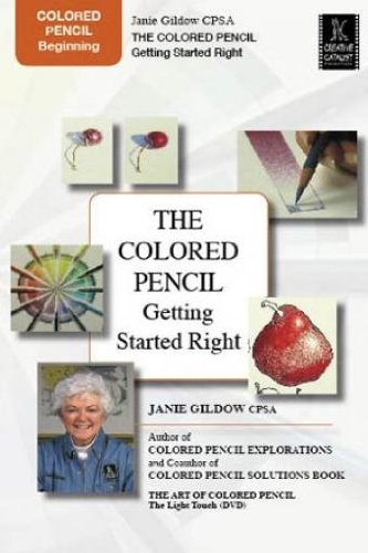 Colored Pencil Getting Started Gildow product image
