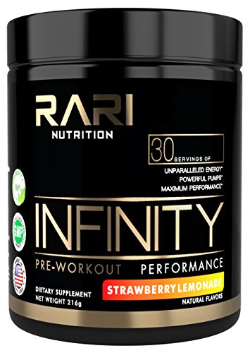RARI Nutrition Performance Artificial Strawberry product image