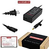 Xavengar Samsung 19v 3.16a 60w NP300, NP305, NP355 series Compatible With AD-6019R 0335A1960 0335C1960 CPA09-004A Laptop AC Adapter Charger Power Cord Replacement