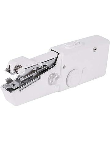 Haofy Máquina de Coser, Portátil Máquina de Coser Manual de Puntada de Costura Mini Portátil